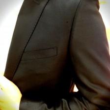セレブっぽいスーツ