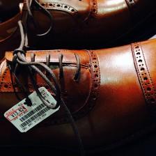 コストパフォーマンスの高い革靴