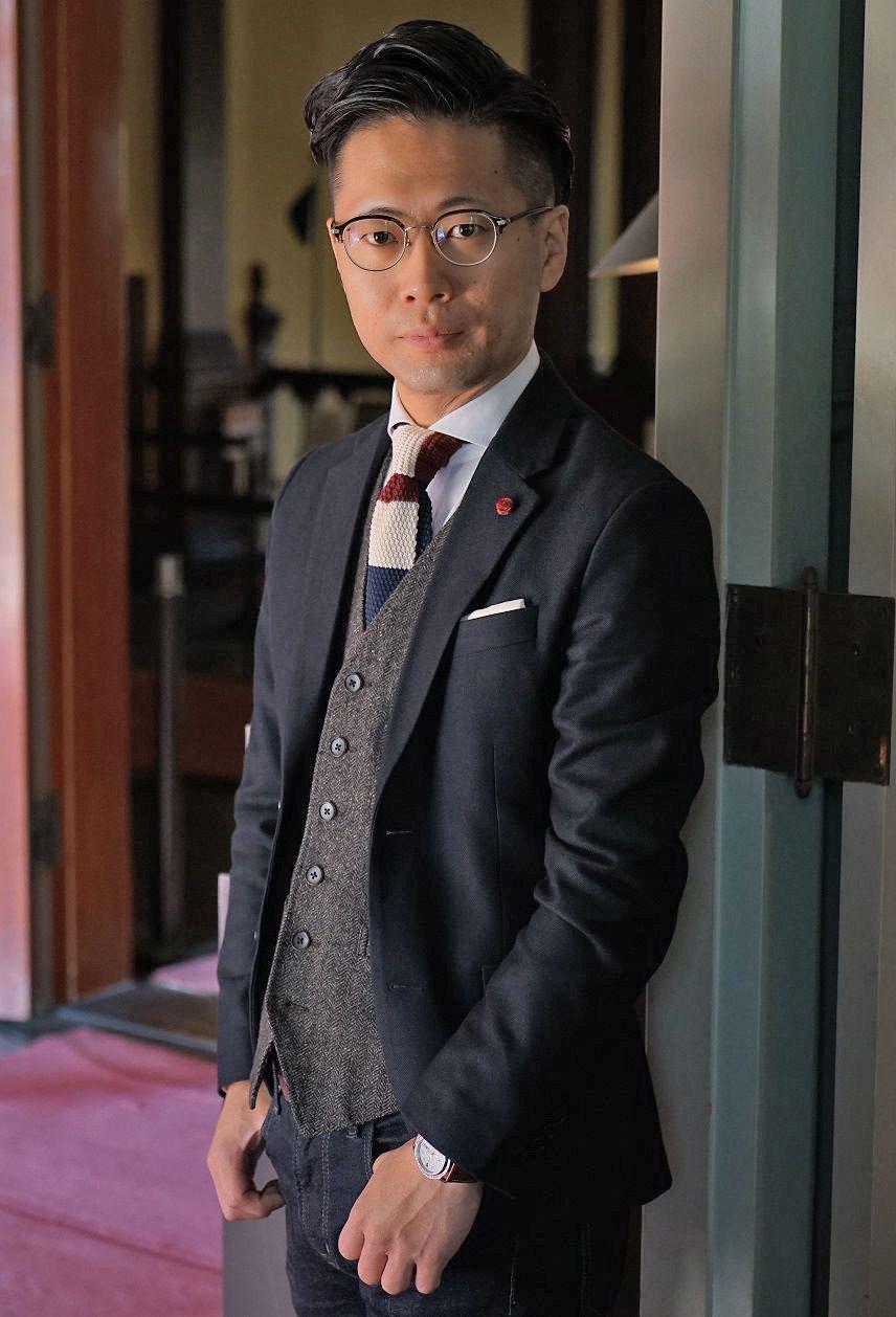 山崎剛プロフィール写真