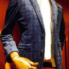 ベロアのジャケット