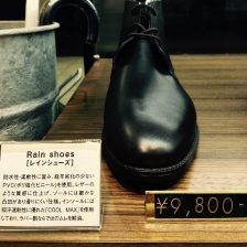 チャッカブーツ型の長靴(9,800円)