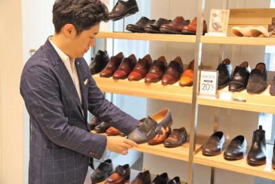 スマートカジュアル 靴の選び方