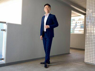 スマートカジュアル スーツスタイルのNG例