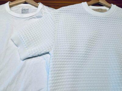 スマートカジュアル TシャツのNG例と参考例
